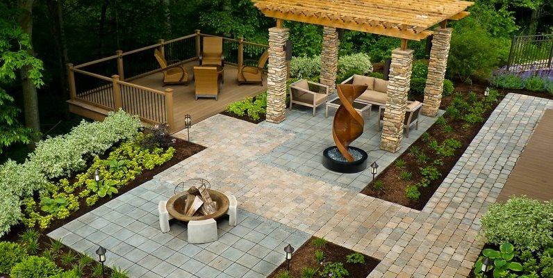 Get Magnificent Landscape Design Ideas